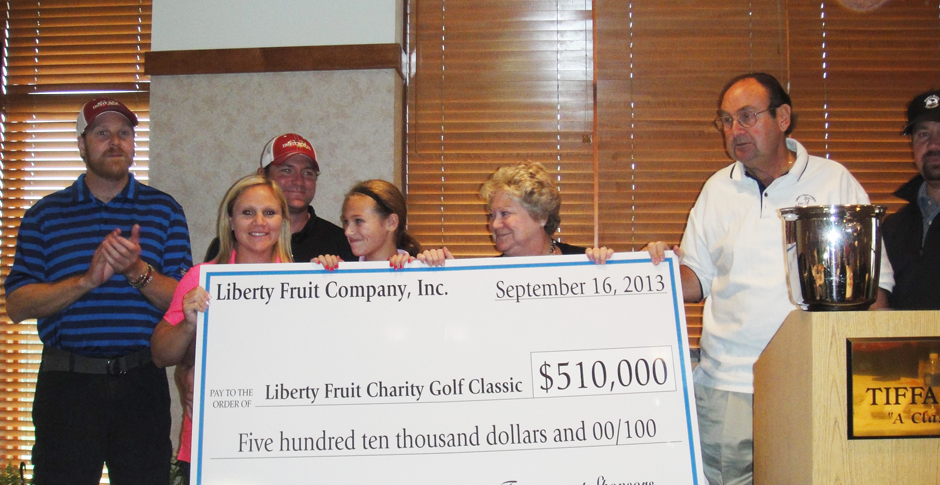 Liberty Fruit - Armourdale Renewal - Donation
